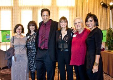 USD14- Celia Bernstein, Judy Rothman Rofe, Gary Stewart, Mary Ann Braubach, Paula Litt and Shana Weiss